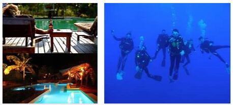 Divemaster Training in Mozambique
