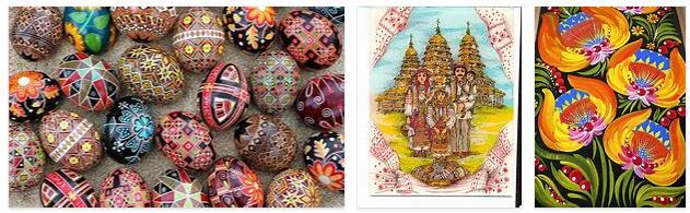 Ukrainian Arts